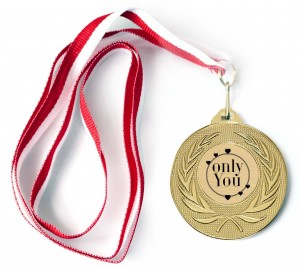 Medal idealny Only You