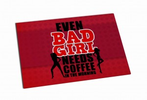 Magnes Even Bad Girls needs coffee